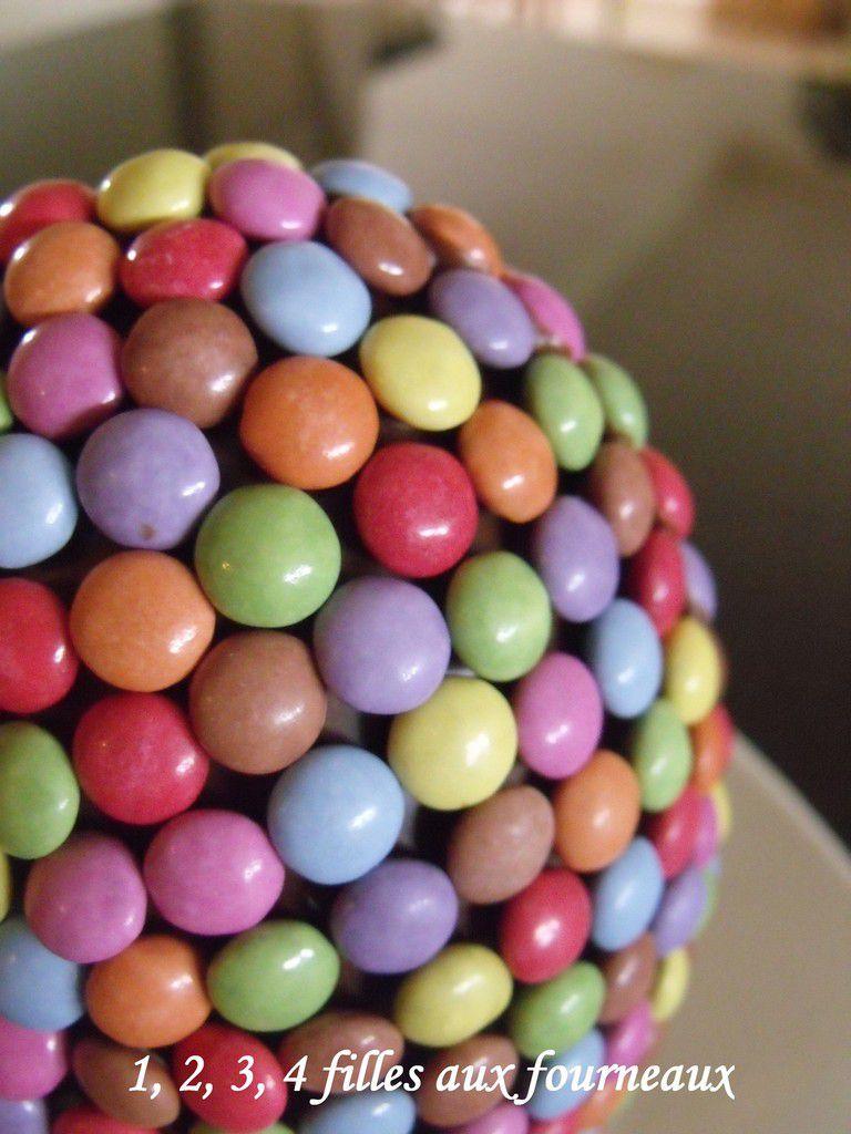 Oeuf bonbon en chocolat