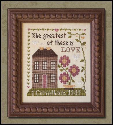 Nueva Colección de Little House Needleworks
