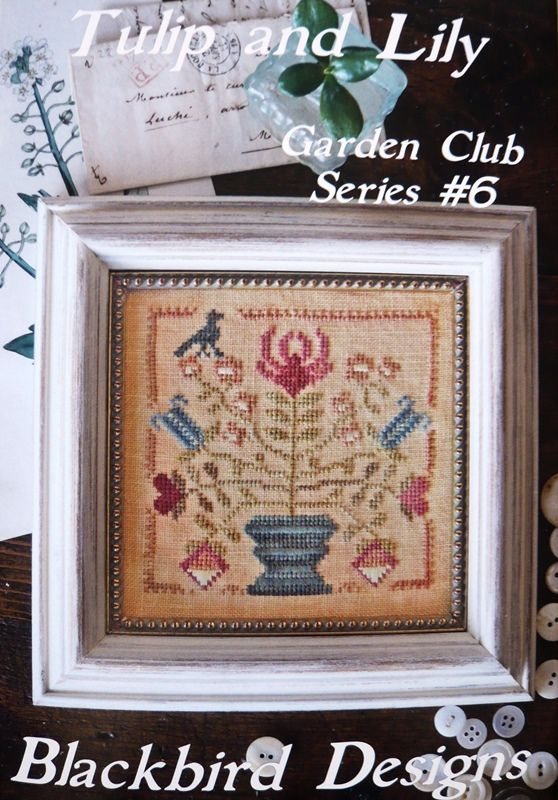 Garden Club Series #6. Tulip and Lily