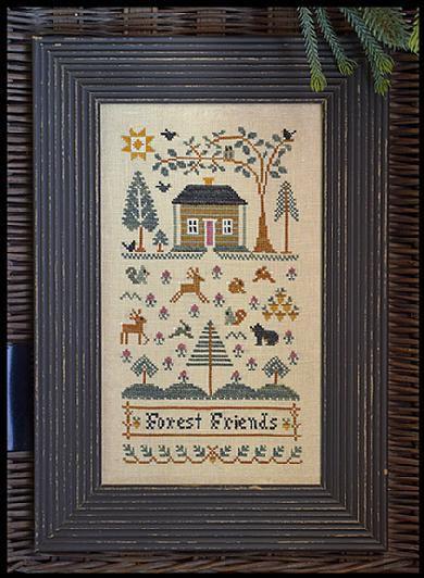 Little House Needlework