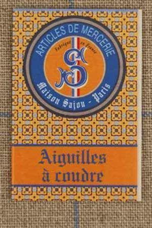 Agujas de Sajou