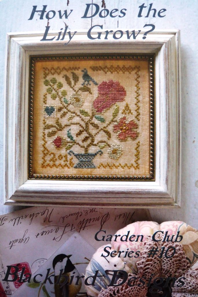 Garden Club series #10 How Does the Lily Grow