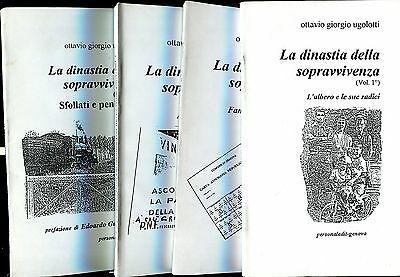 LA DINASTIA DELLA SOPRAVIVENZA-Cap. VIII - Addio a Le Serse