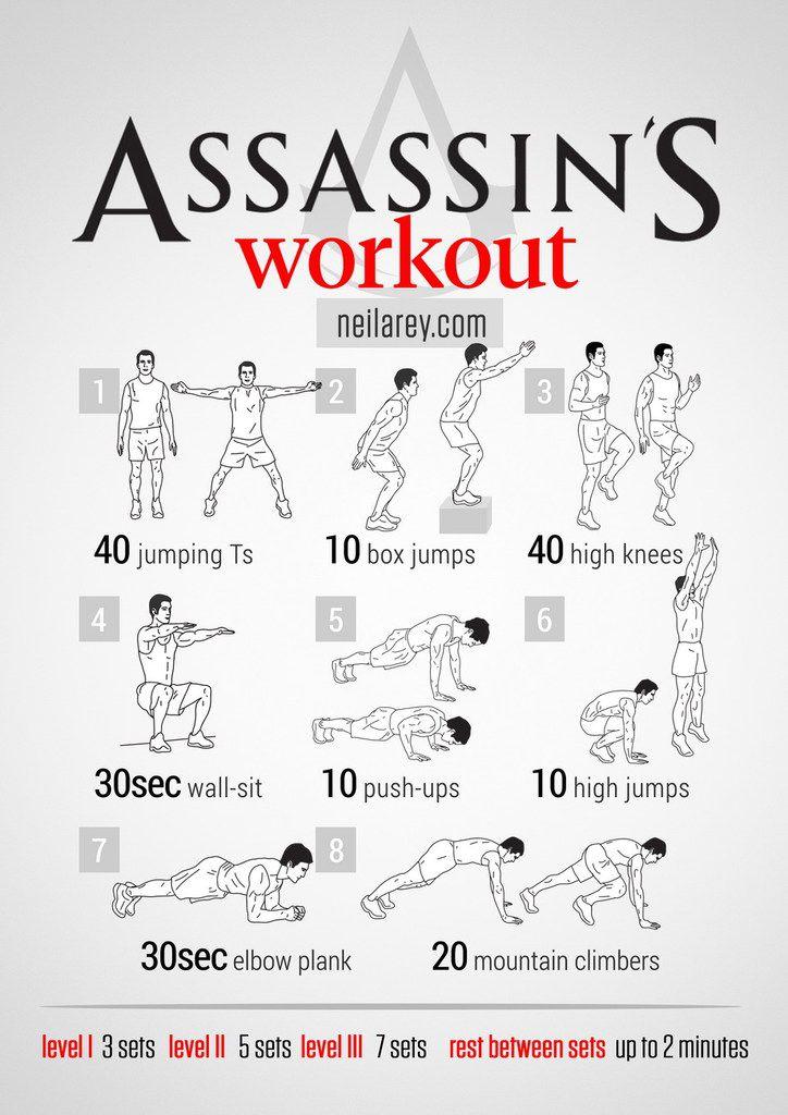 Les 100 exercices de musculation des super-héros 2