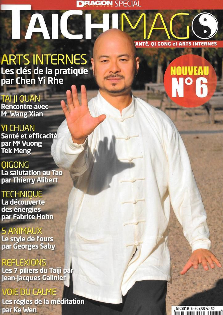 Taichimag6 couverture