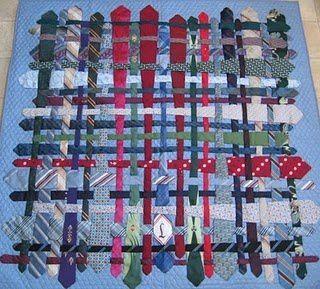 Ne jeter plus les cravates recycler les ! Les tapis