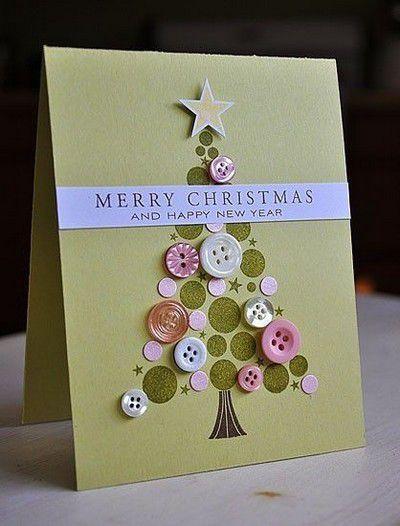 Pourquoi ne pas faire vos cartes de vœux
