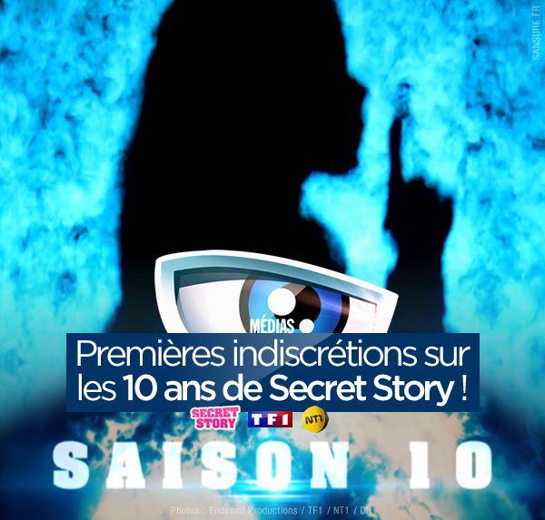 Premières indiscrétions sur les 10 ans de Secret Story ! #SS10