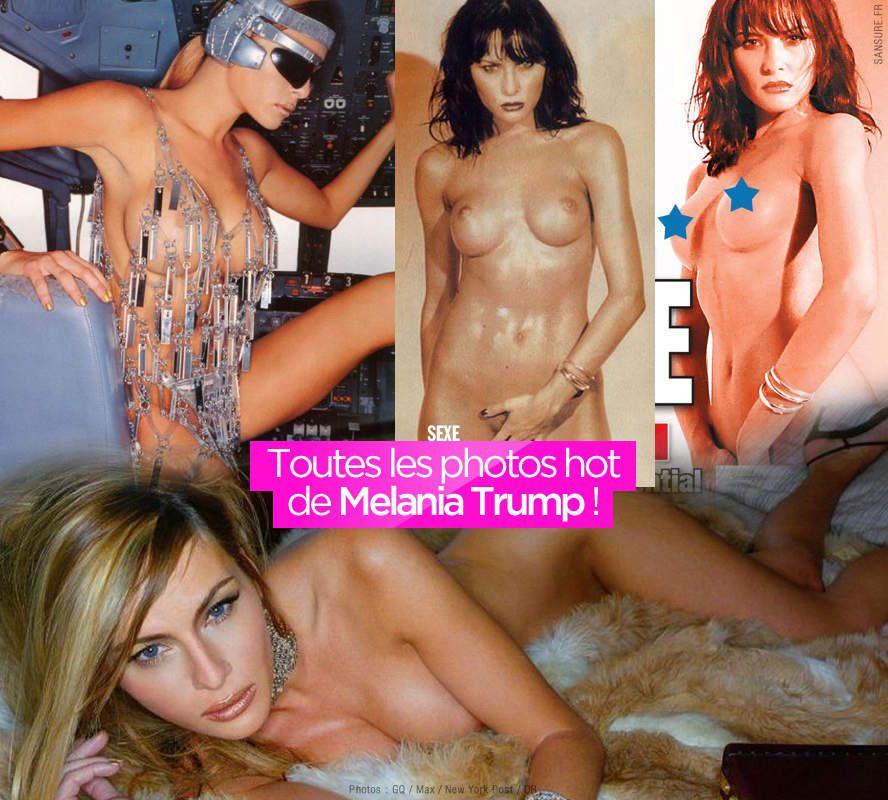Toutes les photos hot de Melania Trump ! #casserole