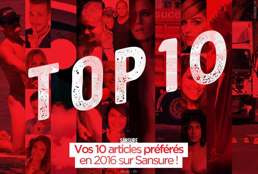 Vos 10 articles préférés en 2016 sur Sansure ! #BestOf