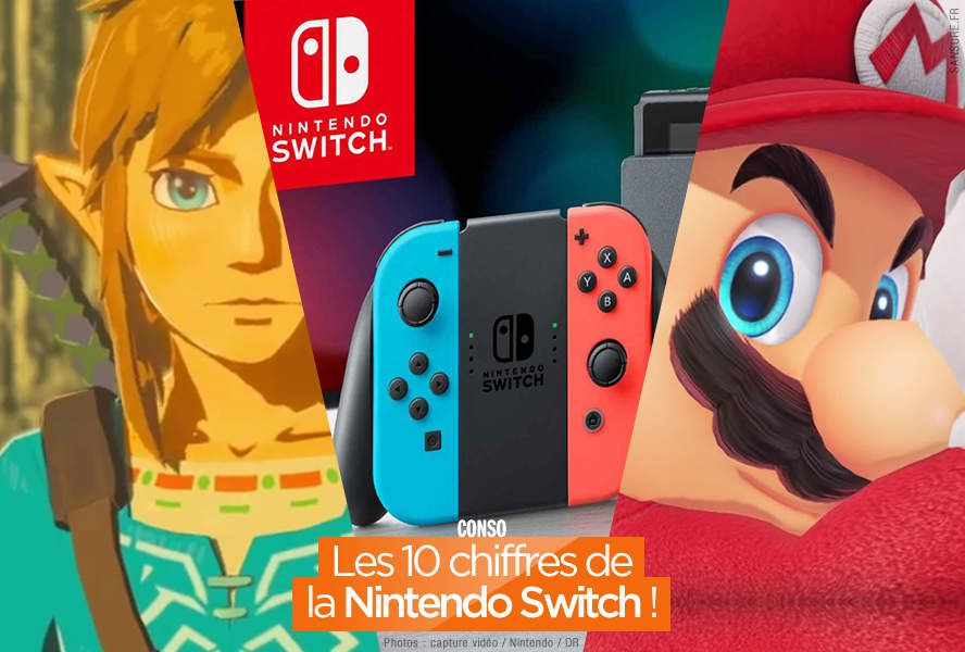 Promotion nintendo switch comparateur, avis nintendo switch pack conforama