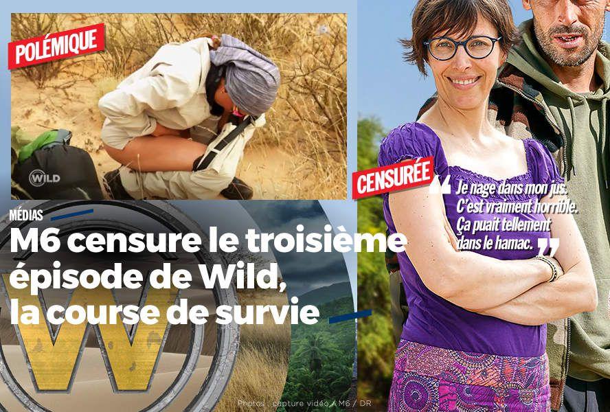 M6 censure le troisième épisode de Wild, la course de survie #Wild