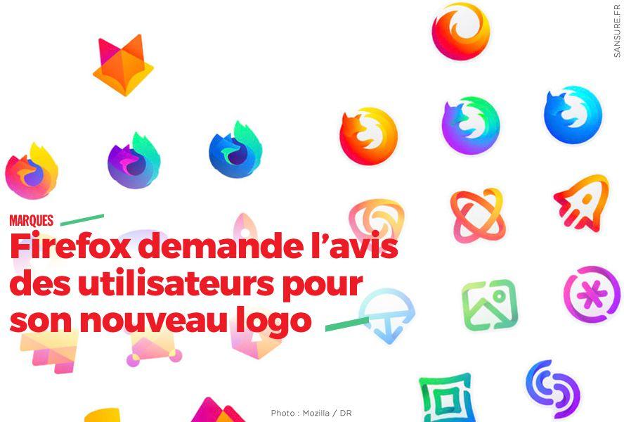 Firefox demande l'avis des utilisateurs pour son nouveau logo #Mozilla