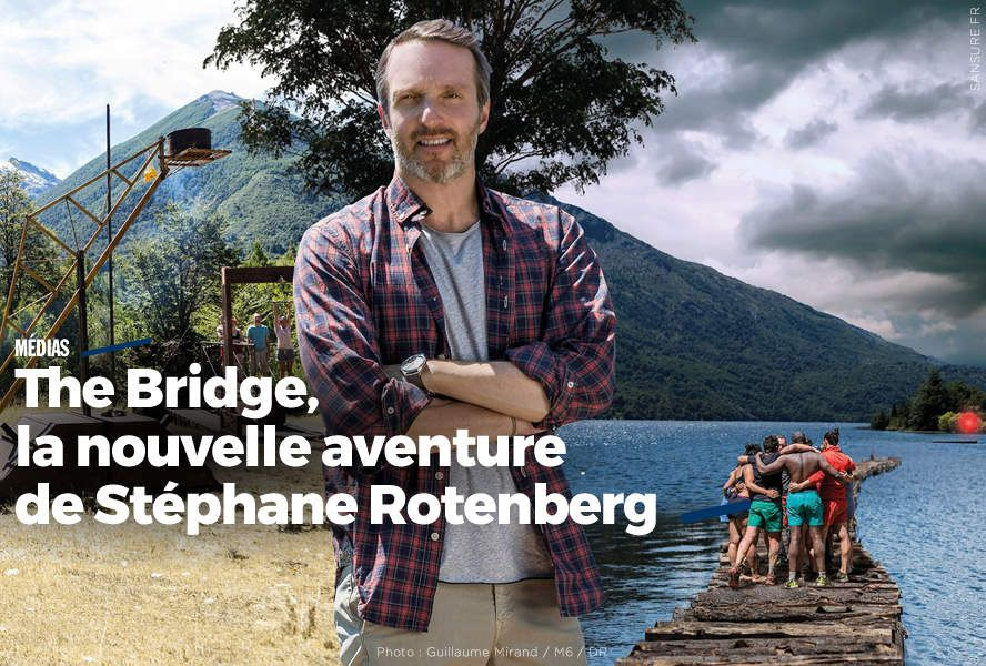 The Bridge, la nouvelle aventure de Stéphane Rotenberg #TheBridge