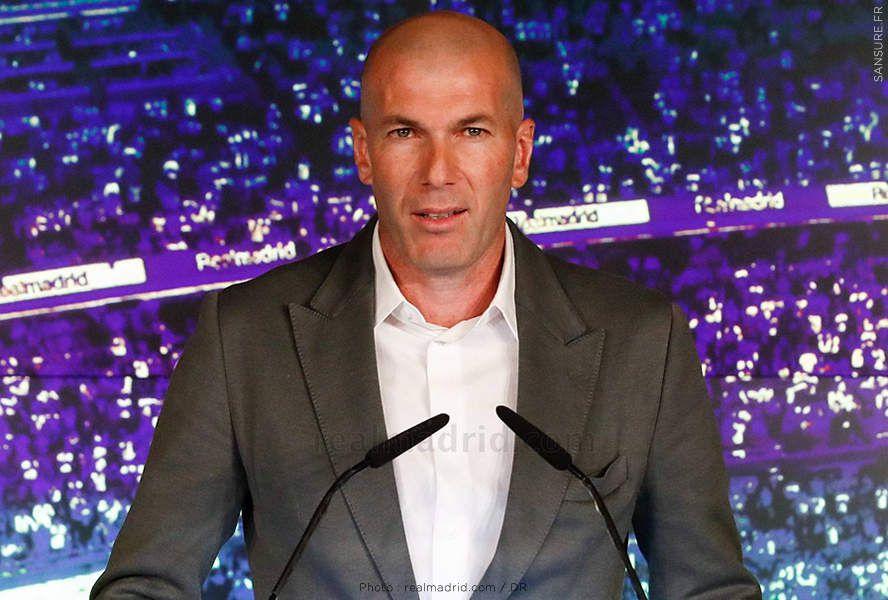 Le très gros salaire de Zinédine Zidane au Real Madrid ! #business
