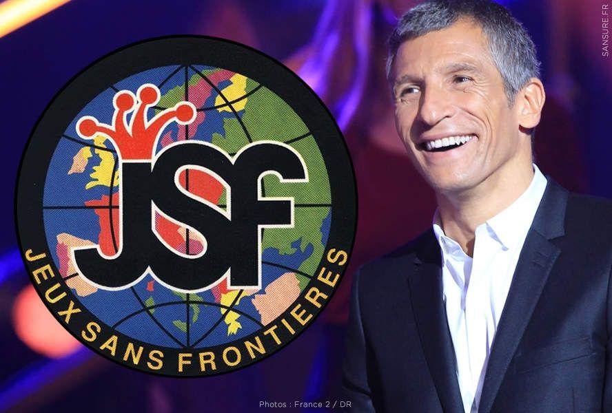 Nagui va relancer Jeux Sans Frontières ! (Vidéo) #JSF