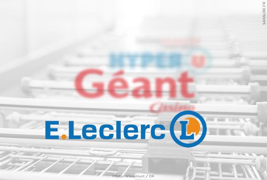 Les 10 enseignes les moins cher de France ! #Leclerc