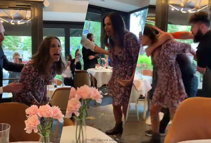 Elisa Tovati dépassée par le buzz de son pétage de plombs dans un restaurant ! (Vidéo) #prank
