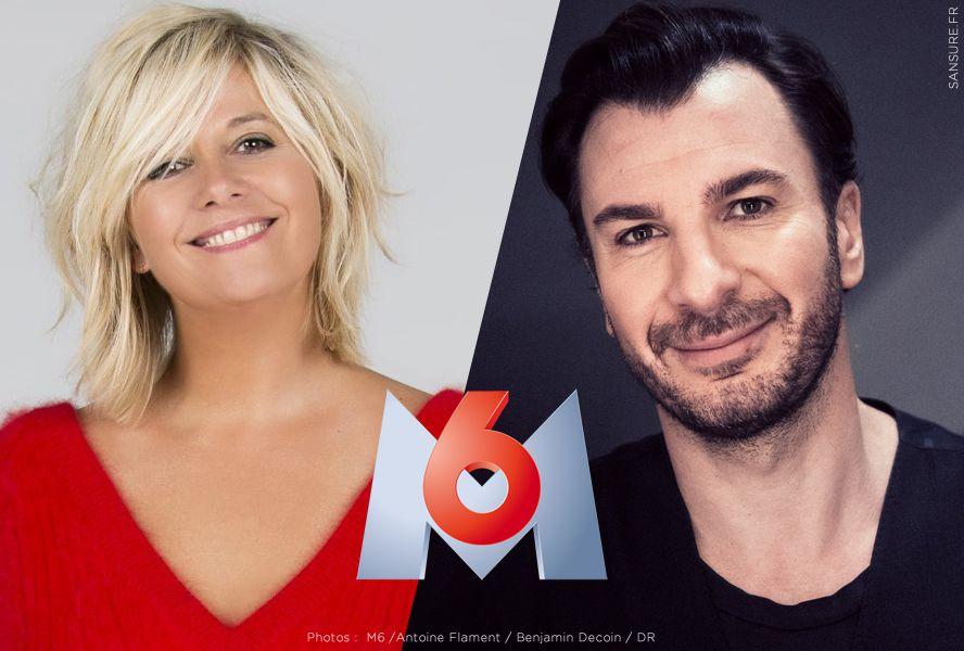 Flavie Flament et Michaël Youn font leur retour en télé sur M6 ! #nouveauté