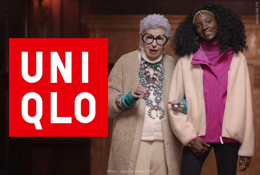 Uniqlo supprime une publicité polémique en Corée du Sud ! (vidéo) #Uniqlo