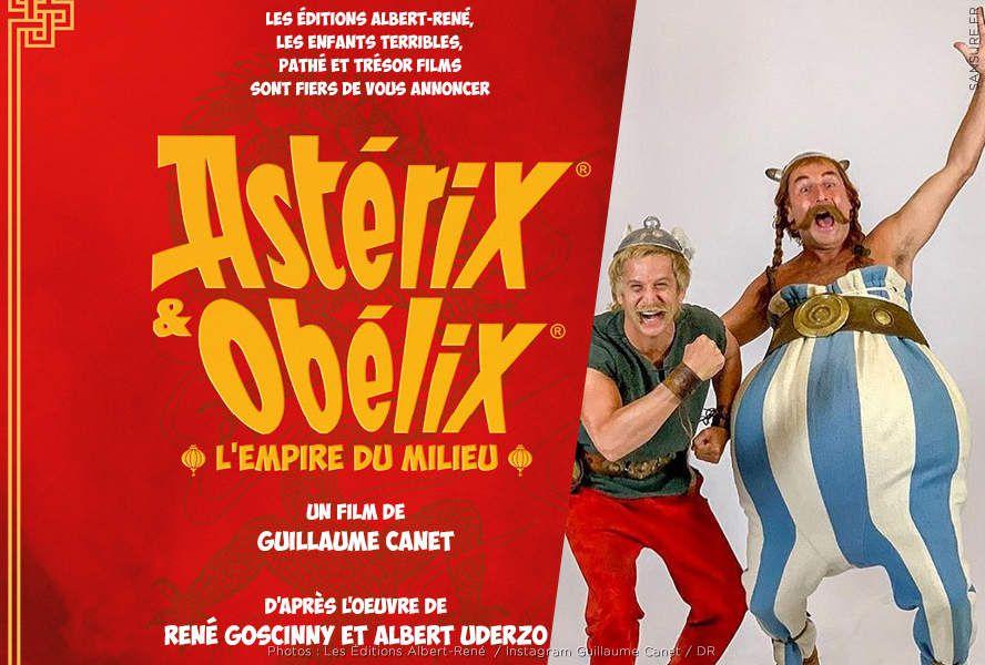 Les premières infos sur le nouveau film d'Astérix et Obélix ! #AstérixetObélix