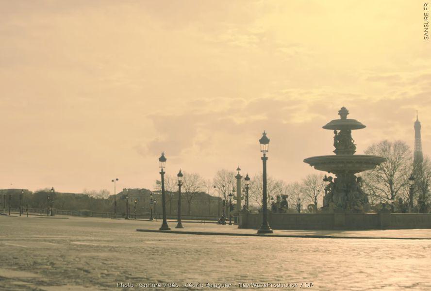 Les images impressionnantes de Paris à l'arrêt ! (Vidéo) #ConfinementJour21