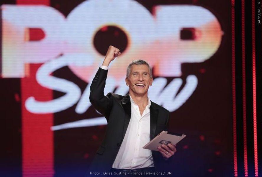Nagui va relancer Pop Show sur France 2 ! #PopShow