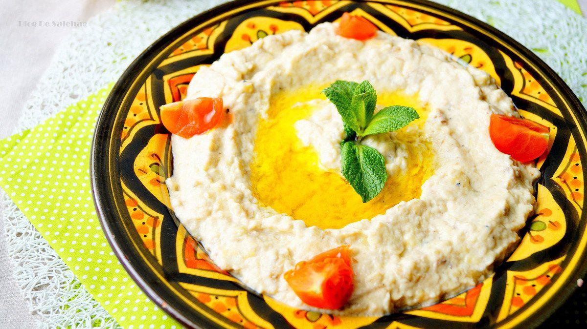 Baba Ghanoush (recette libanaise)