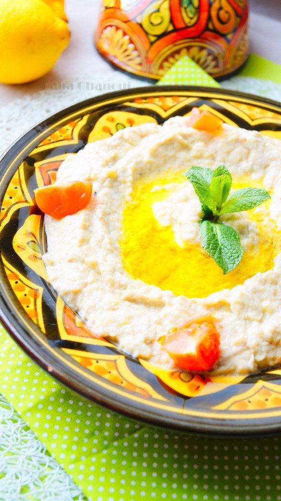 Baba ghanouj mtabal caviar d'aubergine