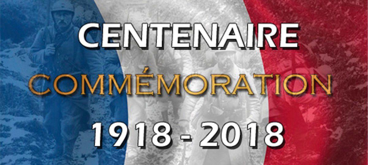 Commémoration du 11 novembre à Vernosc-lès-Annonay