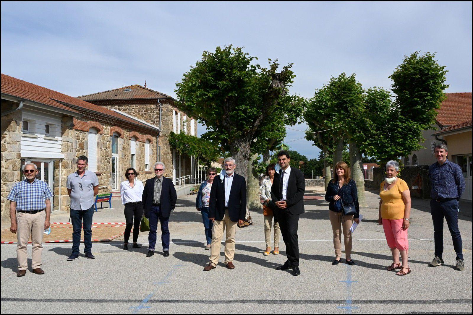 Vernosc-lès-Annonay innove en matière d'éducation durant la crise sanitaire