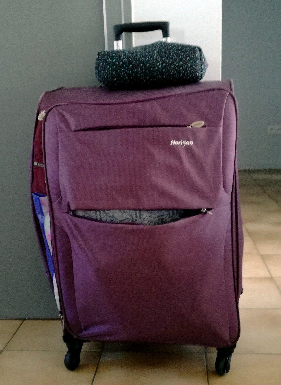 À qui appartient cette valise ?