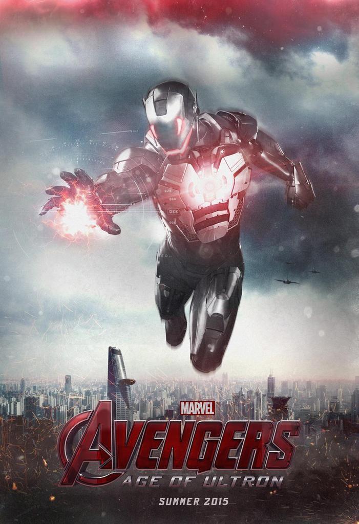 Avengers Age Of Ultron, premiers aperçus !
