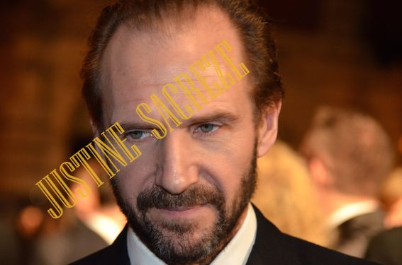 """Voici """"celui dont on ne doit pas prononcer le nom"""" ! Ralph Fiennes qui a su faire plaisir à tous ses fans en s'attardant le plus possible dans le coin ! Here is """"who shall not be named!"""" Ralph Fiennes who knew how to please all his fans by staying as much as he can!"""
