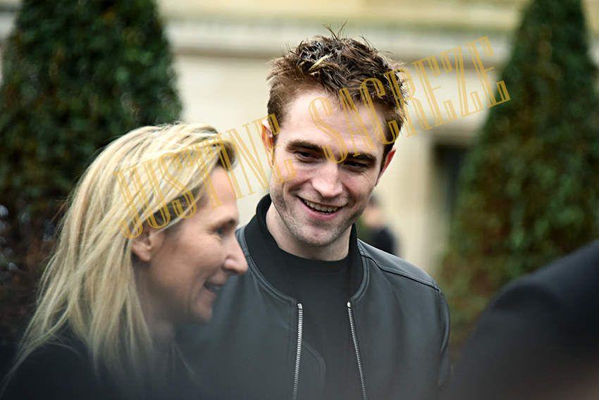 L'acteur Robert Pattinson.