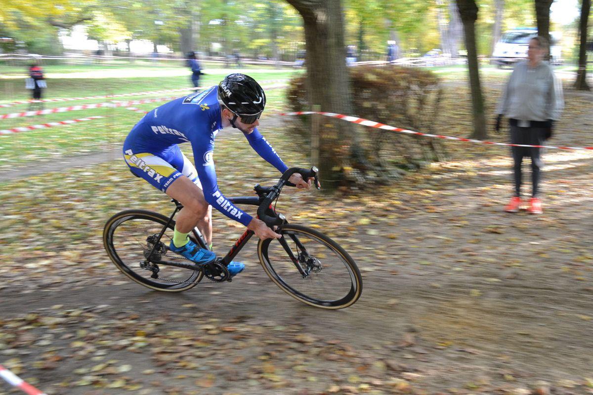 Henri JUMEAUX (CSD- Team Peltrax), 3è.