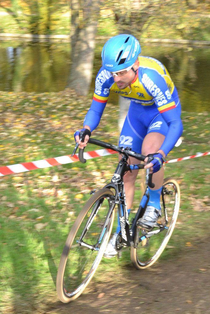 Christophe DELAMARRE (Les bleus de France), 5è.
