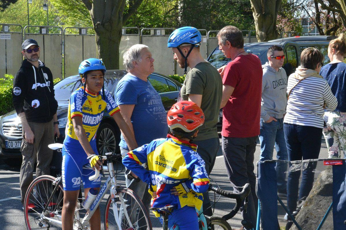 """Débriefing et préparation des """"écoles de Cyclisme""""."""