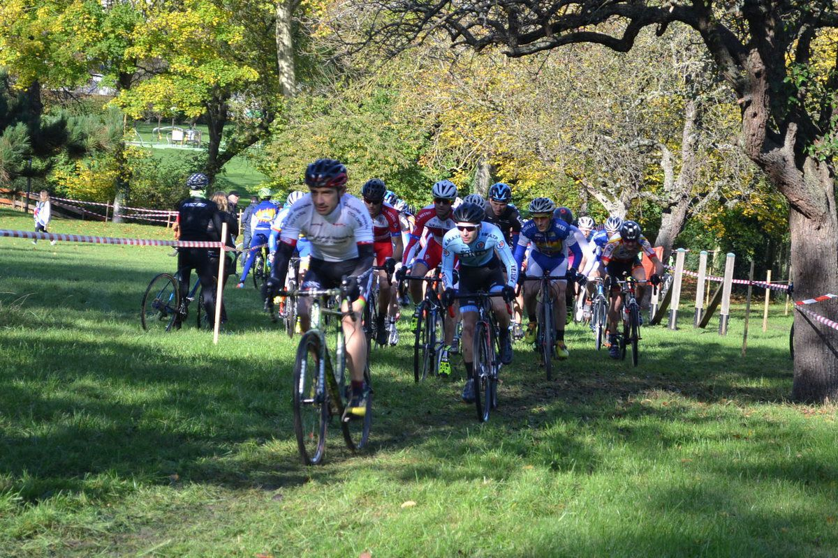 Cyclo-Cross de WISSOUS (91); 5 novembre 2017: départementale FFC