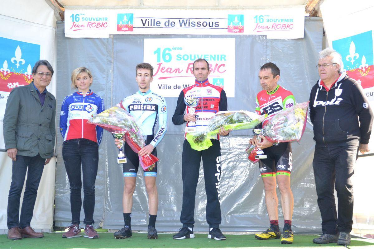 Sébastien GOLFIERI (USMT) à Wissous (5 11 2017).