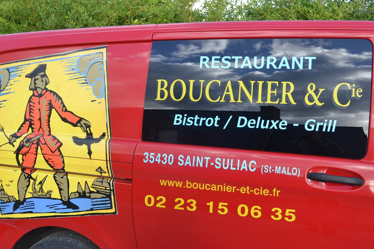 "Boucanier et ""Cie"""