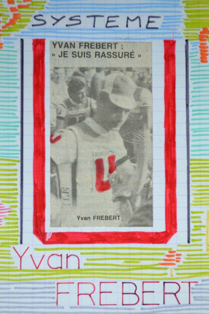 Première série de cartes réalisées vers 1985 en 10x15
