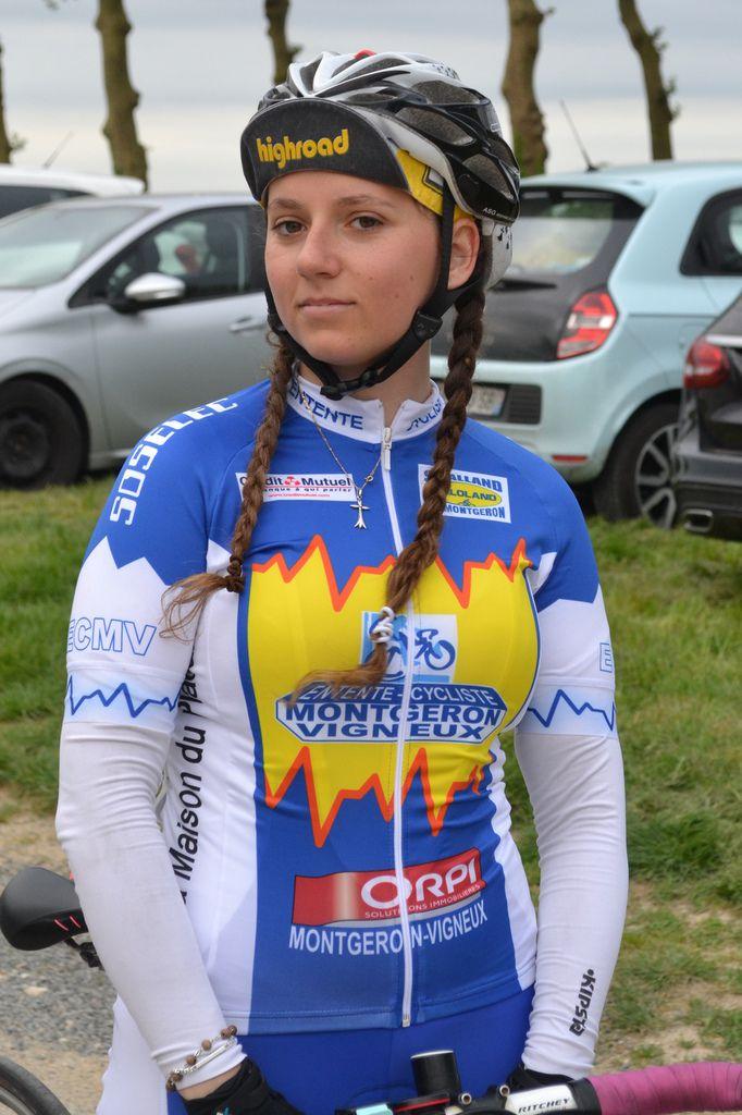 Maëlle LE CUNFF (EC Montgeron Vigneux)