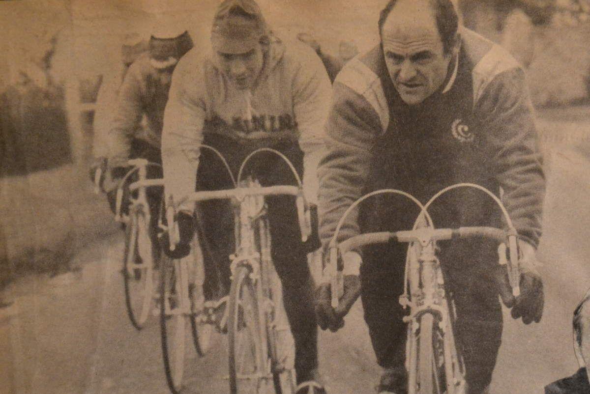 Bernard DARNICHE vélo