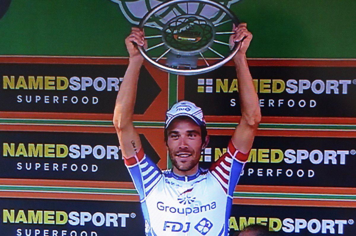Vainqueur du Tour de LOMBARDIE (13 octobre 2018), 3 jours après Milan-Turin.