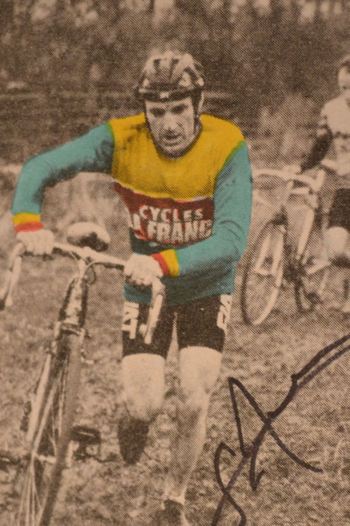 Pour ceux qui ne l'on pas connu coureur, Alain GOUYA (AS Orly 1979), un des organisateurs du jour.