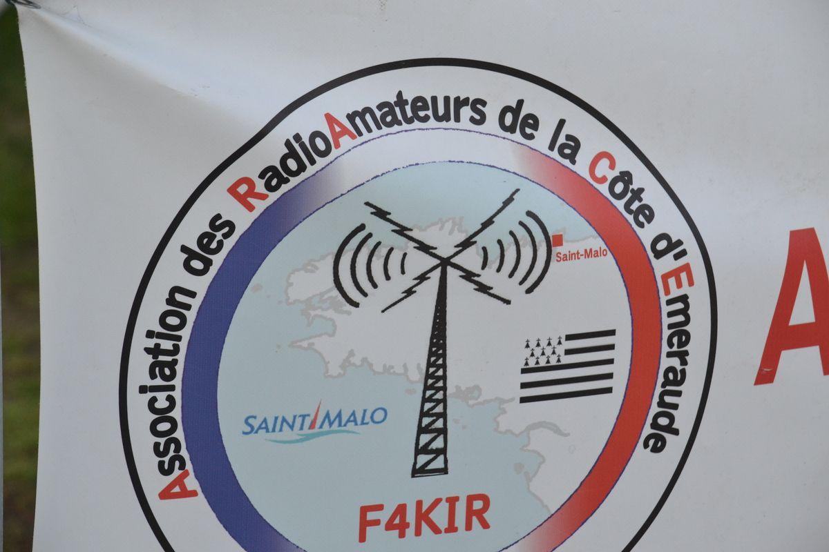 ARACE: côte d'Emeraude, radio amateurs.