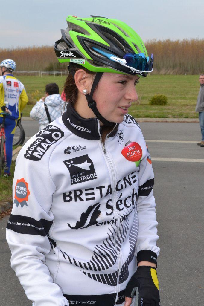 Florine AMICE (Team Mégrit)