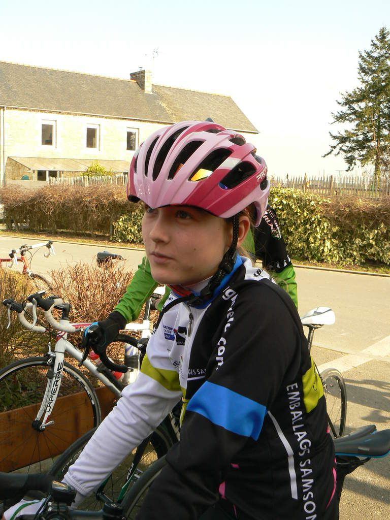 Léa MAILLY (Team Mégrit)