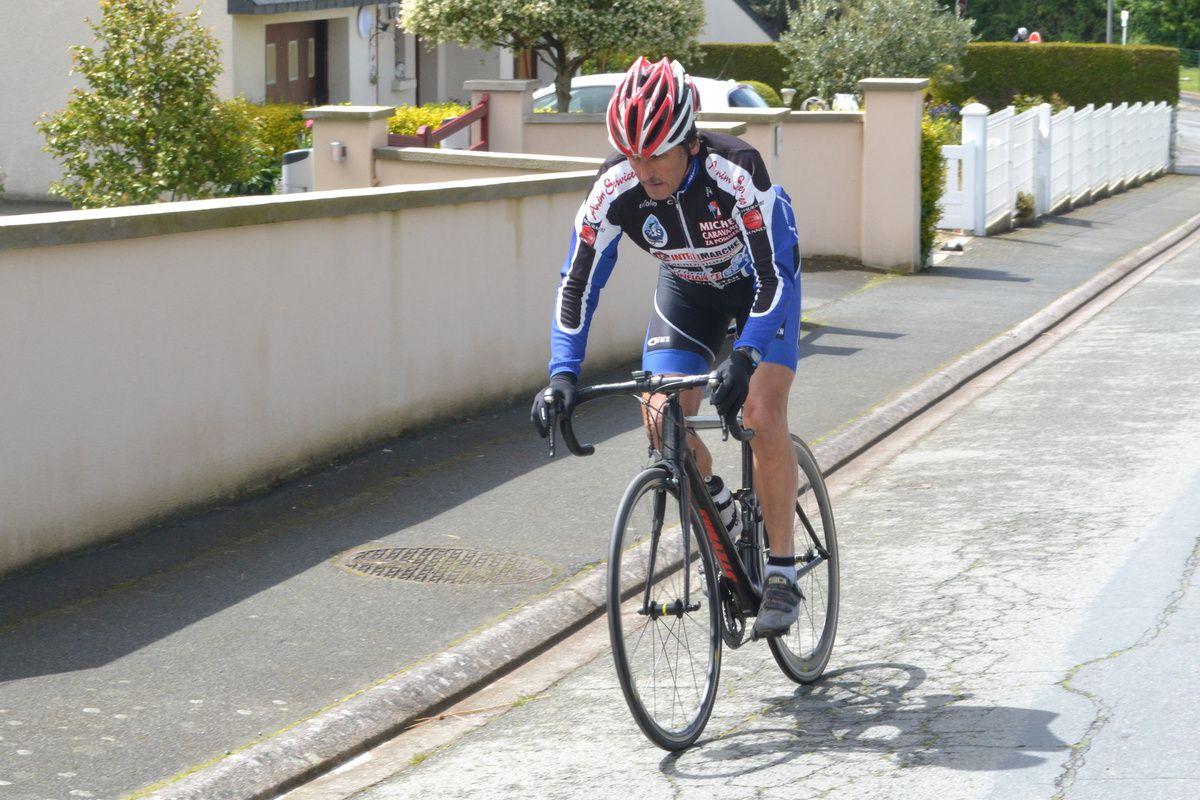 Prix cycliste de Créhen (22): FSGT, merc 8 mai 2019